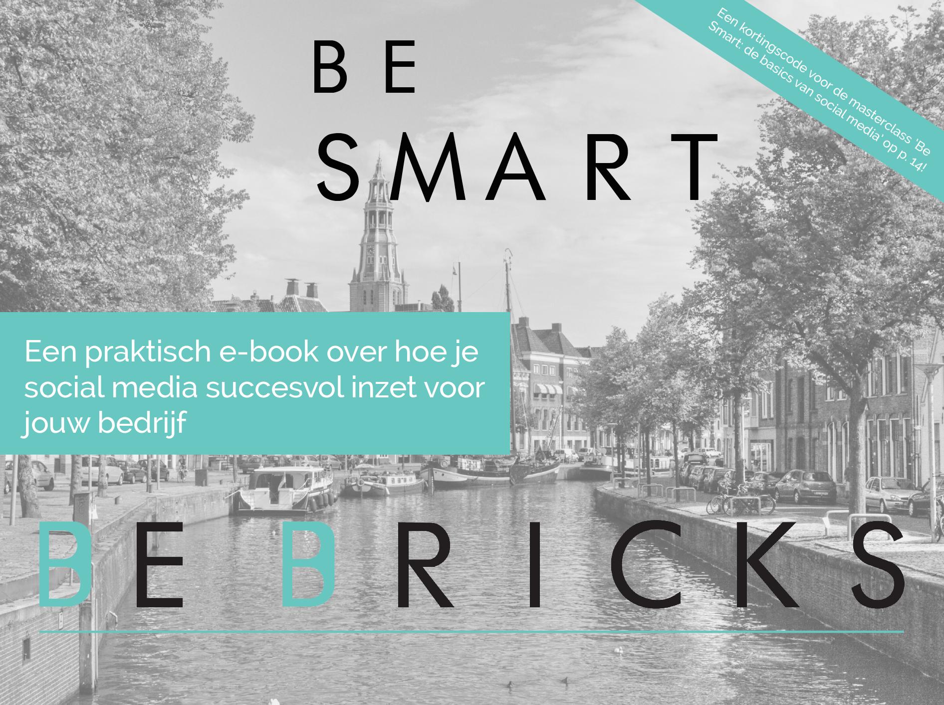 Voorkant e-book Be Smart