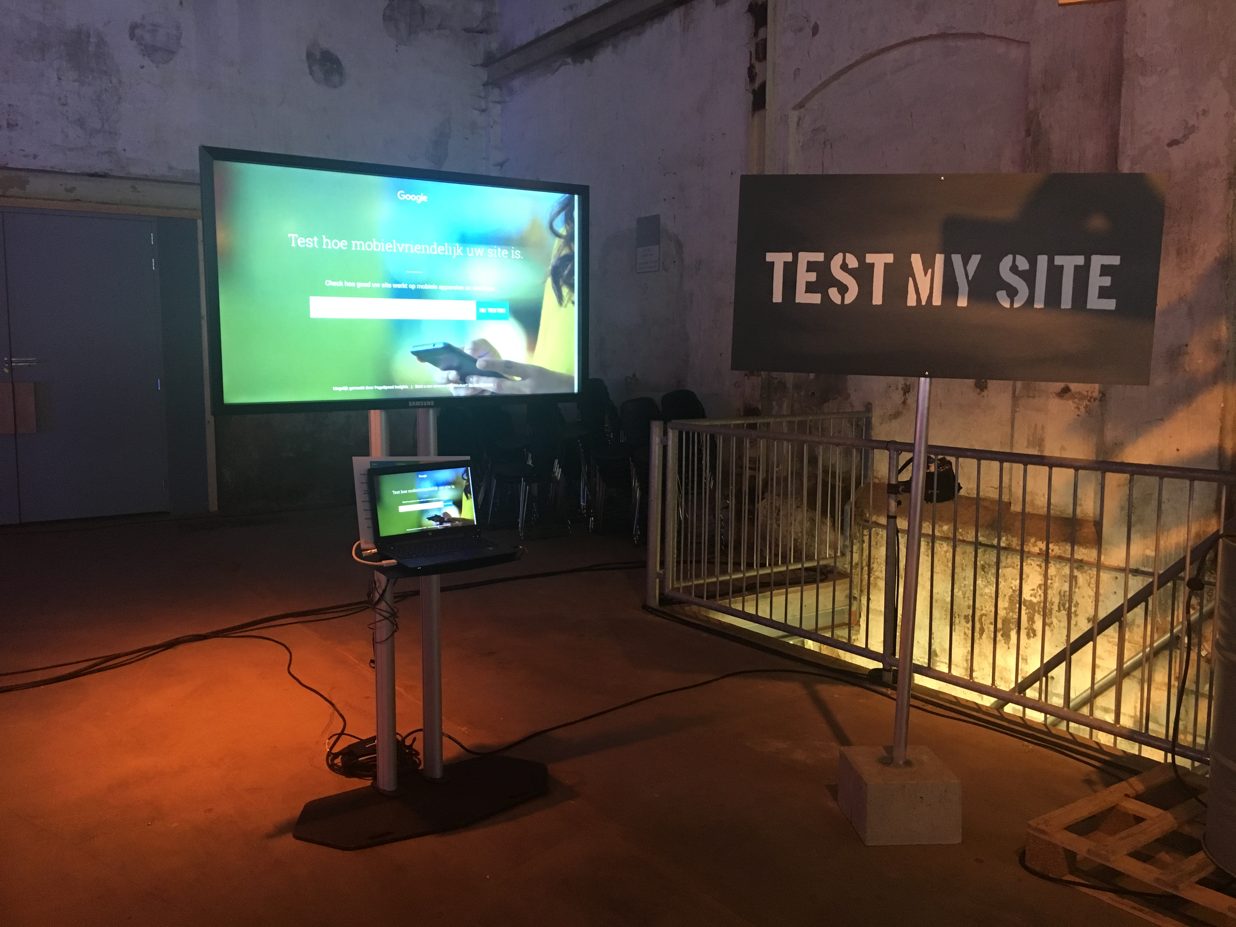 De Digitale Werkplaats van Google in Groningen