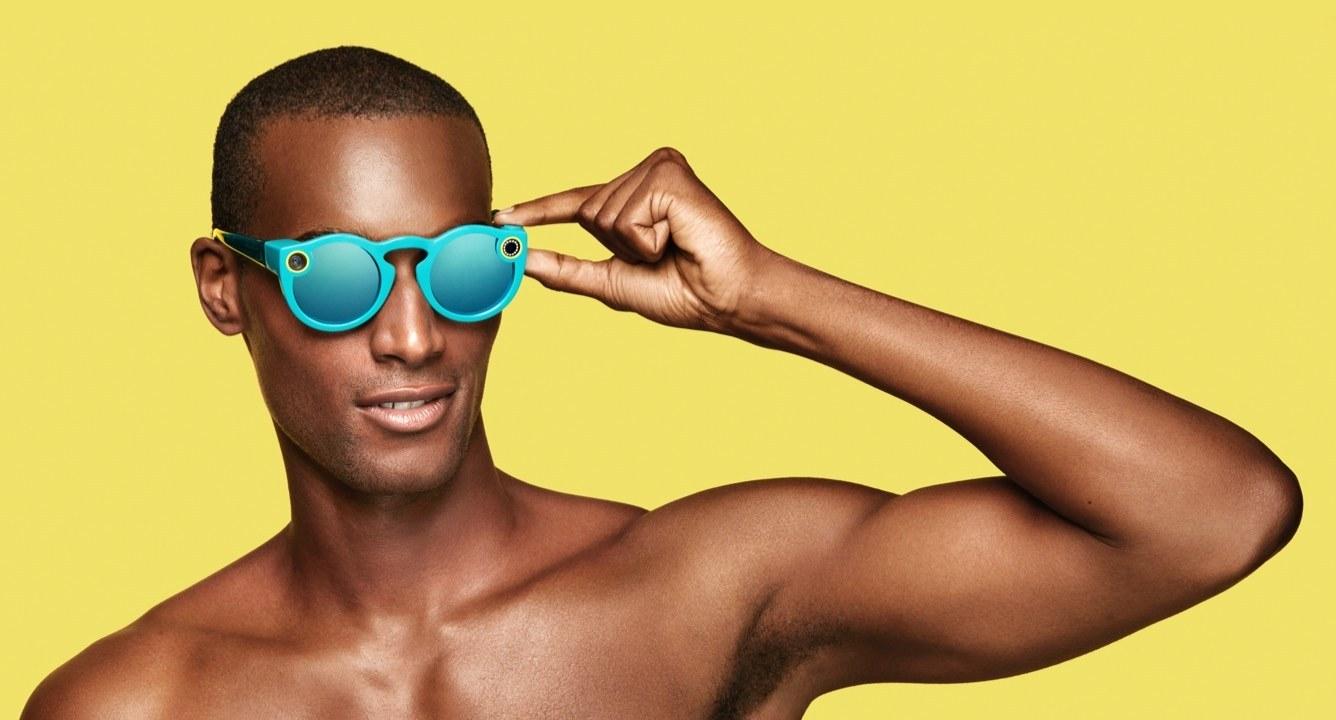 Snapchat zonnebril Spectacles blog Be Bricks